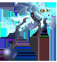Dragón Fantasma Fase 2