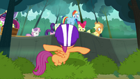 Scootaloo &#39;Um... don&#39;t come this way!&#39; S3E06