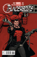 Thunderbolts Vol 2 2 Variant Tan