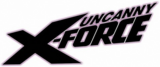 Uncanny X-Force Vol 1 Logo