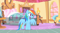 Rainbow Dash &quot;Alrighty...&quot; S1E25