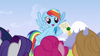 Rainbow &#39;Gotcha!&#39; S3E7
