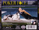 Lady Gaga-Poker Face (The Remixes) (CD Single)-Trasera