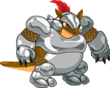 Dragón Armadillo - Wiki Dragon City