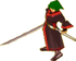 FE9 Homasa Swordmaster Sprite