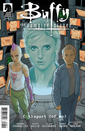 Buffy issue 8