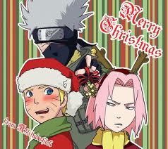 NaruSaku Christmas