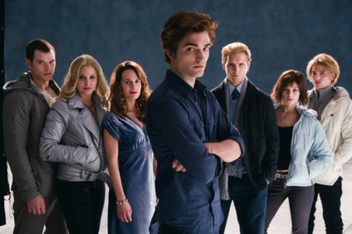 The Cullens 4