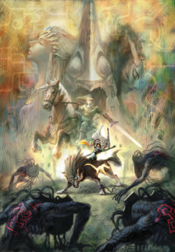 Artwork Twilight Princess
