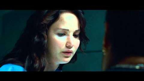 "The Hunger Games Movie Clip ""Katniss Meets Cinna"" Official 2012 1080 HD"