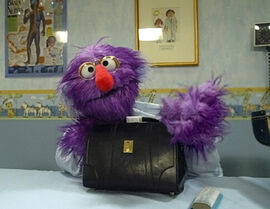 Muppet Doctor