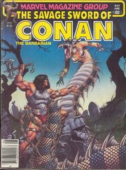 Savage Sword of Conan Vol 1 65