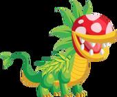 Dragón Carnívoro Fase 3