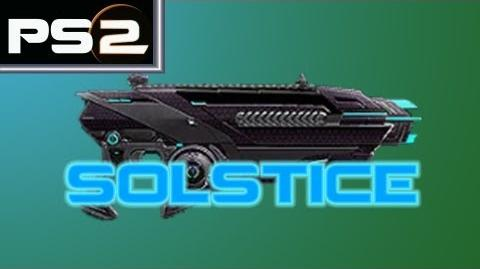 Planetside 2 - Solstice Gun Review - Mr. G4F-0