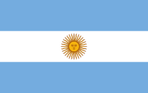 Flag of Argentina svg
