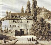 Graz-Neutor vor 1883-Neutorgasse