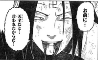 Neji antes de morir