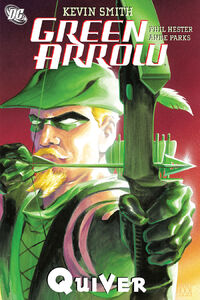 Green Arrow - Quiver trade paperback