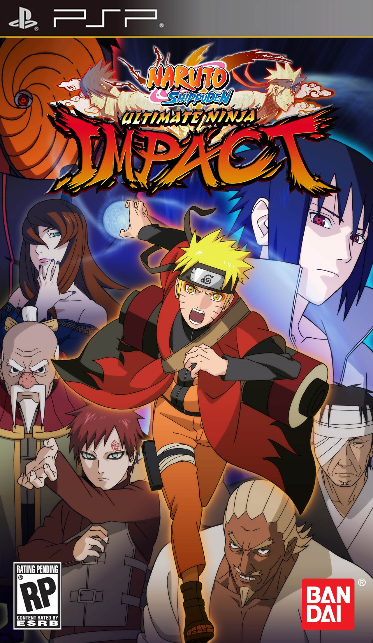 Naruto Shipp?den: Ultimate Ninja Impact - Narutopedia, the Naruto