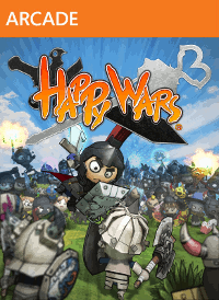HappyWars BoxArt