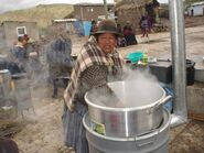 CEDESOL rockit stoves in Bolivia, 12-21-12