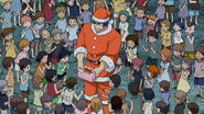 Toriko giving presents