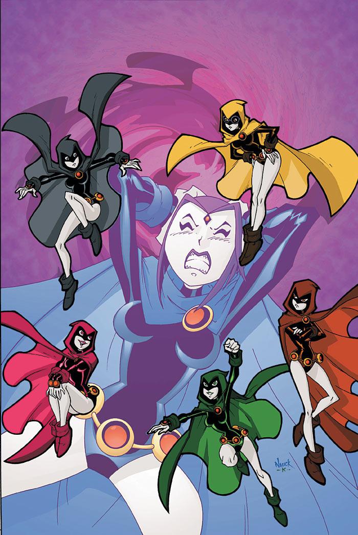 Raven (Earth-Teen Titans) - DC Comics Database