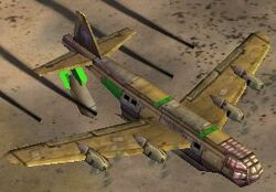 Anthrax Bomber