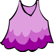 Old Purple Dress