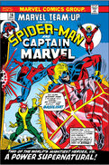 Marvel Team-Up Vol 1 16