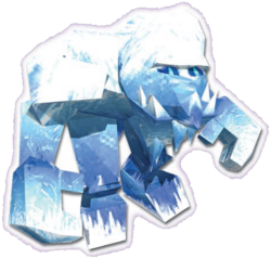 Ice Monster RR