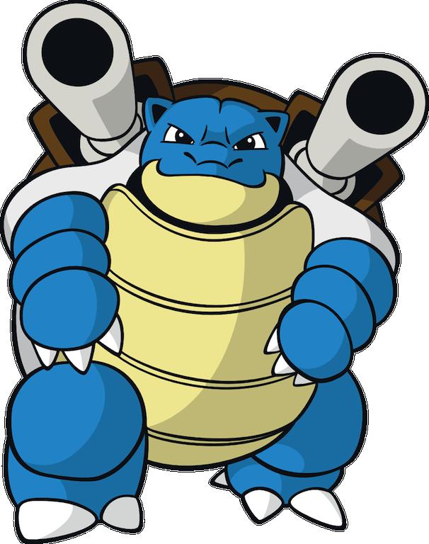 Blastoise theoneandonlymisdreavous525 39 s total pokemon wiki - Tortank pokemon y ...