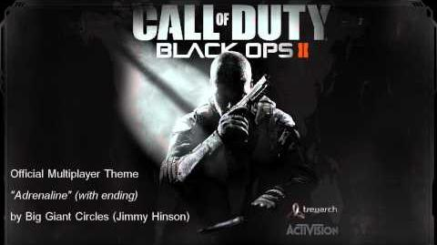 "Big Giant Circles - Black Ops 2 Multiplayer Theme ""Adrenaline"" (RARE version with ending)"