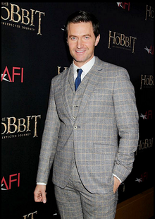Richard Armitage NY Premiere