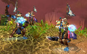Darkspear warriors