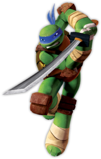 Leonardo TMNT(2012)