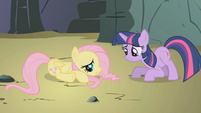 Fluttershy is scared S1E07