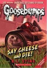 Say Cheese and Die! Reprint