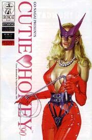 Cutie Honey 90 Volume 2 Part 1 cover