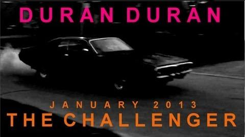 Duran Duran - The Challenger (Theme Music) - 2013 Short Film-0