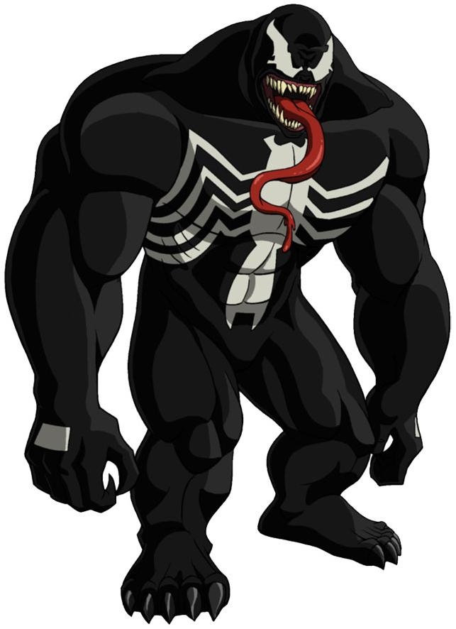 Added by Sonic2479Ultimate Venom Spiderman