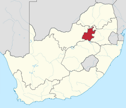 Gauteng Location