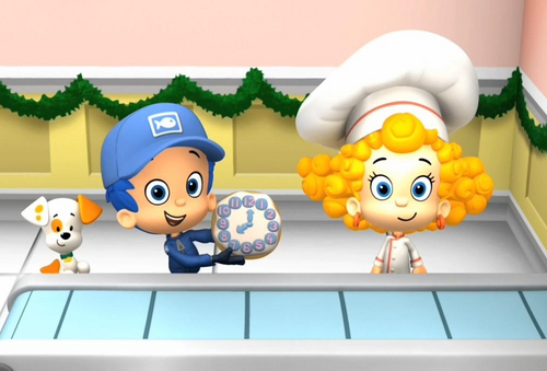 Deema 39 s bakery bubble guppies wiki for Bubbles guppies da colorare