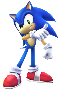 L'apparence  Sonic(Clear)