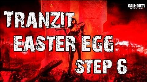 Black Ops 2 Zombies - Tranzit Easter Egg Walkthrough Step 6 The Hunters Cabin