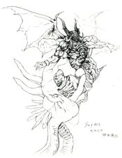 Fiend ffvi concept art