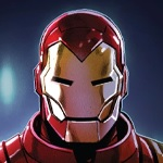 Iron Man Main Page Icon