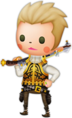 Theatrhythm Balthier