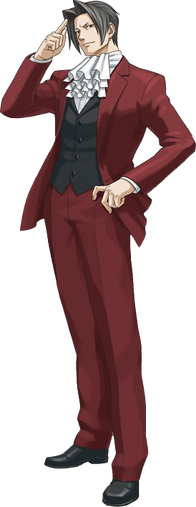 2º personaje secundadiro Miles Edgeworth 196px-Miles_Edgeworth_GK2