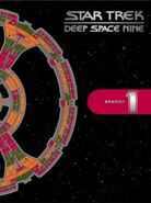 DS9 Season 1 DVD-Region 1